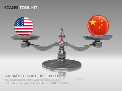 Scale Tool Kit - A PowerPoint Template from PresenterMedia
