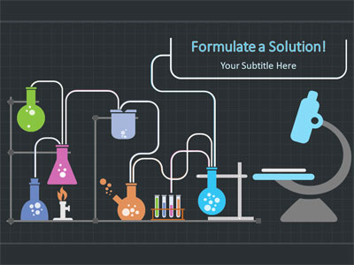 ppt template science - Engneeuforic - scientific ppt background