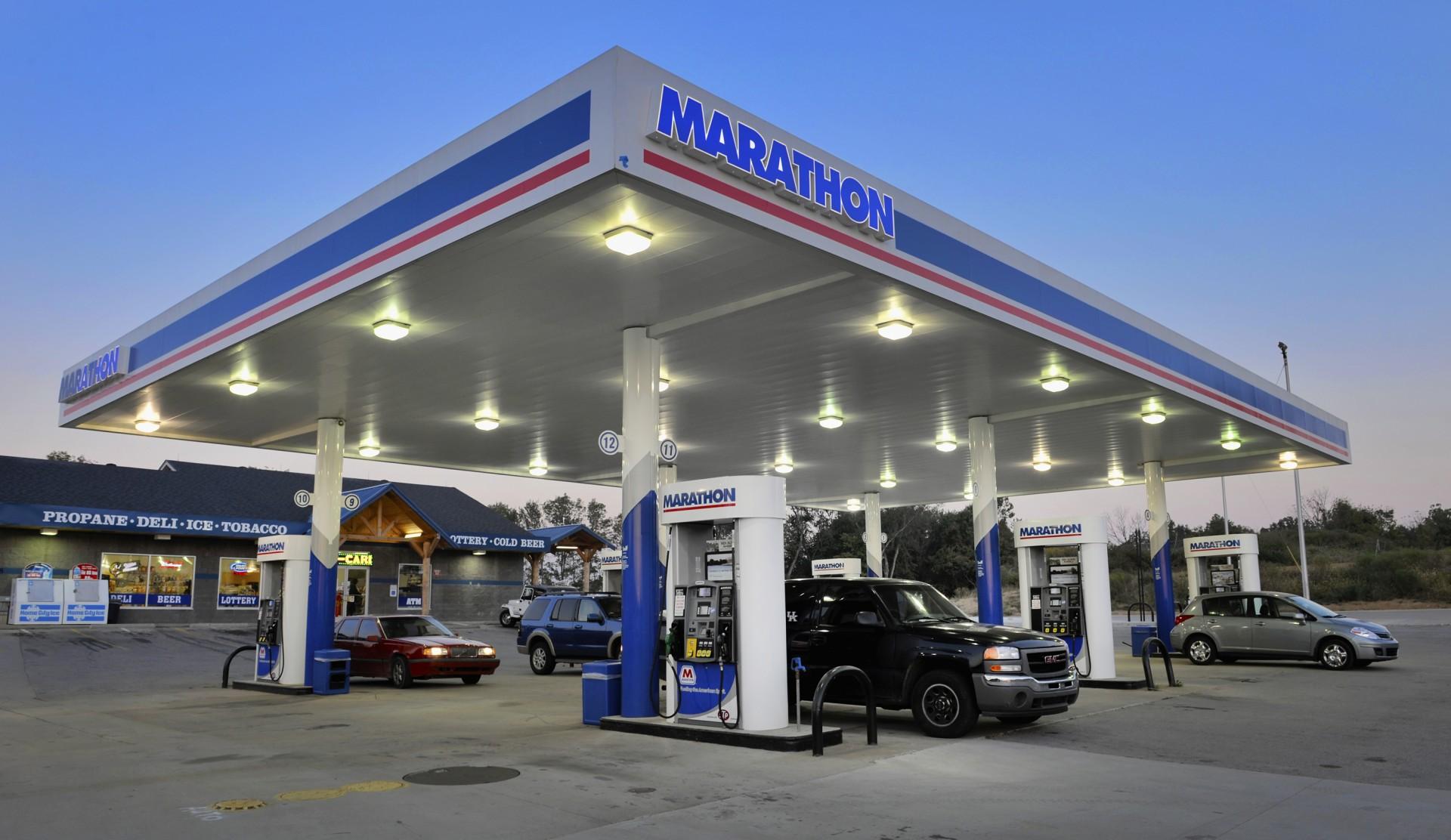 Marathon Gasoline Featuring Stpr Additives Now Top Tier
