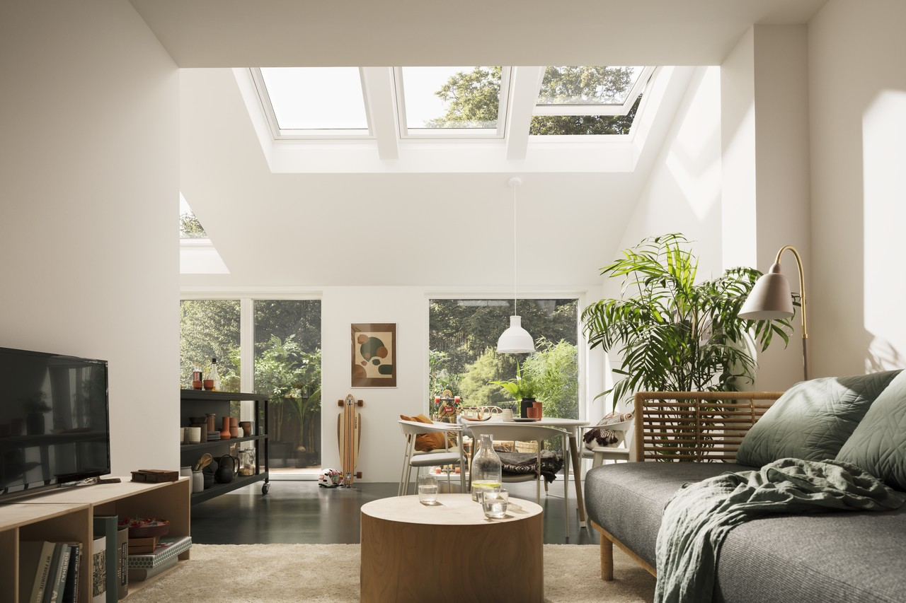 Kitchen Extensions With Velux Windows Velux Helps Extension Dreams Come True