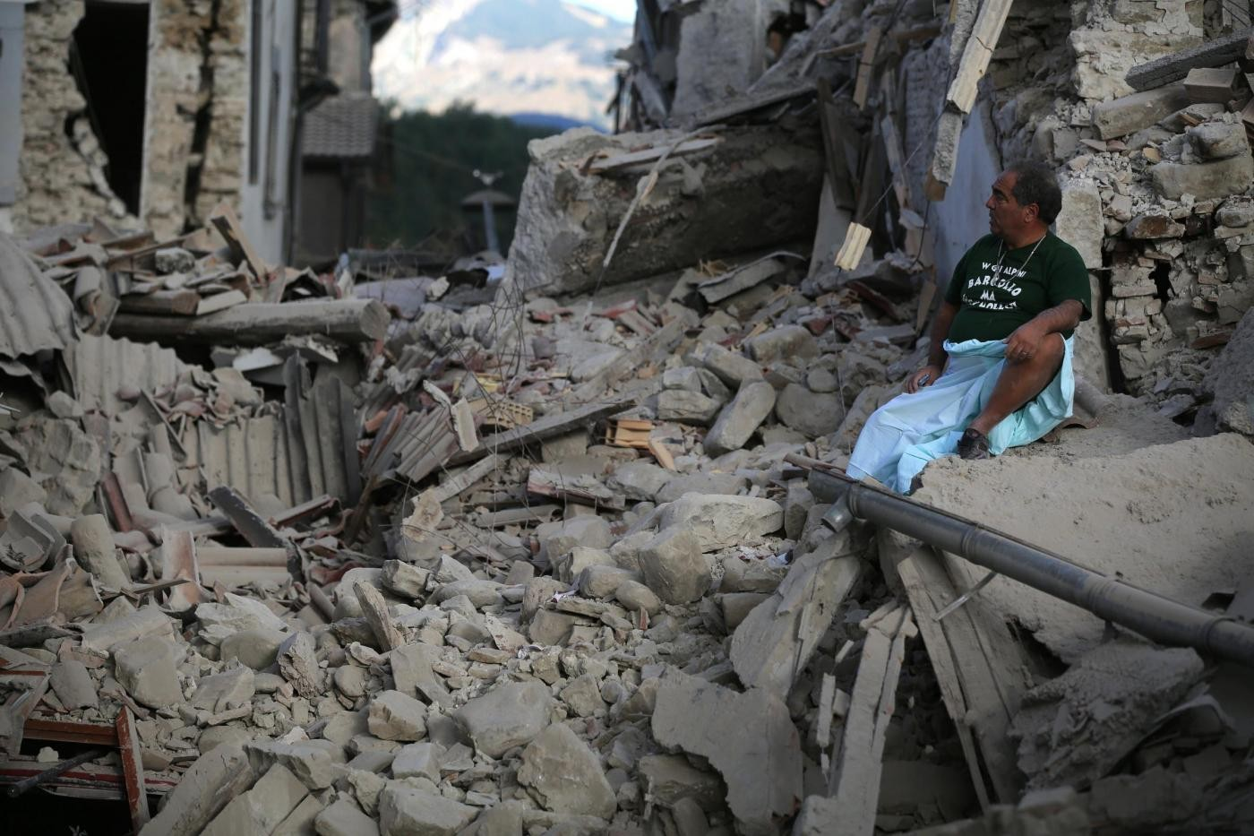 Expert Comment Giulio Di Toro On The Recent Italian Earthquake