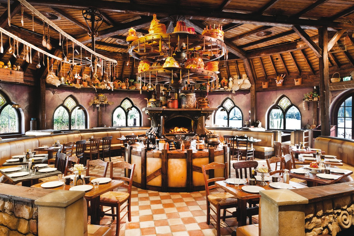 Keuken Outlet Waalwijk Efteling Pancake Restaurant Receives International Award