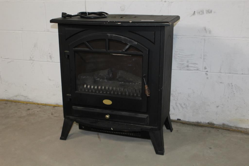 Charmglow Electric Heater Property Room