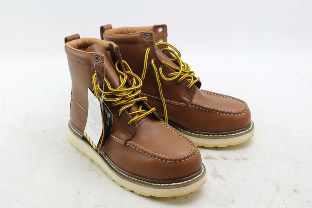 Die Hard Suretrack Steel Toe Boots 9d Property Room