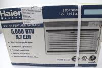 Haier HWF05XC5 Bedroom Air Conditioner | Property Room