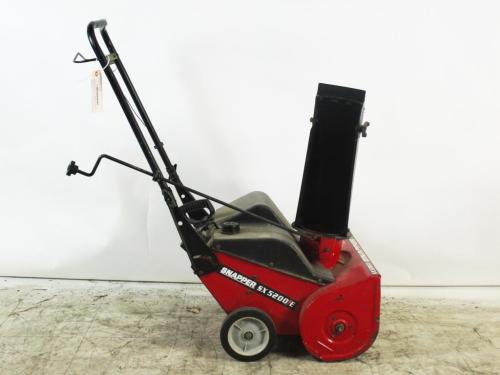 Medium Of Snapper Snow Blower