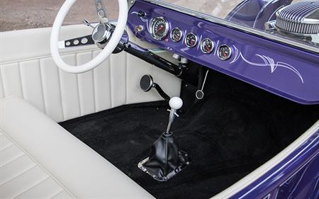 Ididit 1963-65 Chevy II/Nova Steering Column Wiring 4-Way Adapter Kit