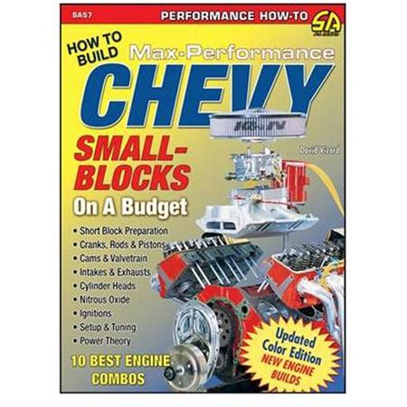 Small Block Chevy Specifications