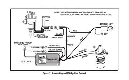 Ignition Upgrades For Classic Mopar Muscle - msd blaster 2 wiring diagram