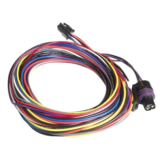 Auto Meter 5275 Replacement Wire Harness for Elite Pressure Gauges