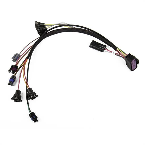 Quick Fuel 50-5003QFT Replacement Throttle Body Wiring Harness