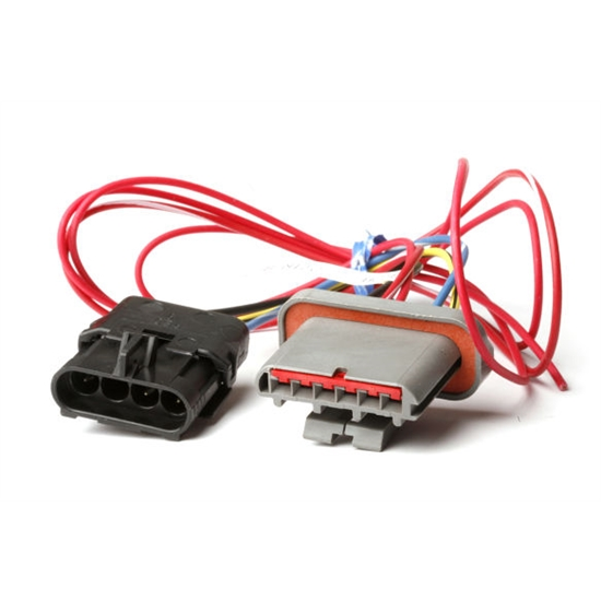 Holley 534-139 Commander 950 Distributor Wiring Harness Adapter