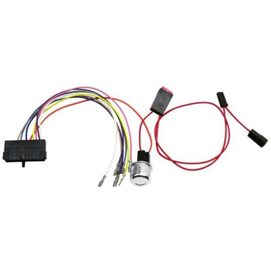 American Autowire 35775 Chevy Steering Column Wiring Harness