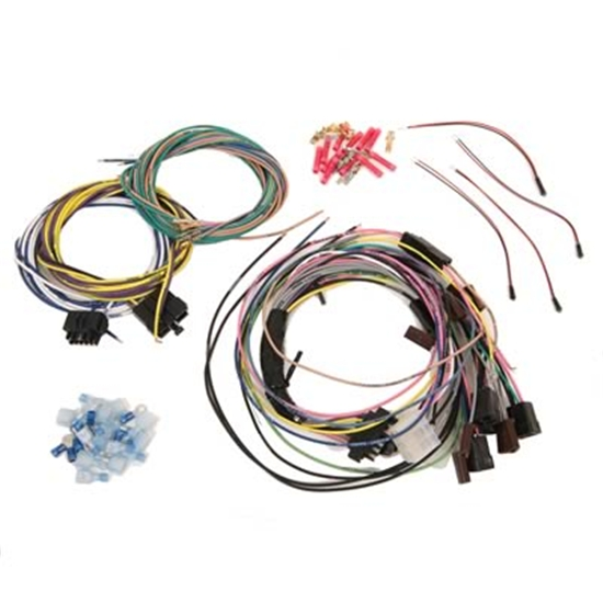 Aftermarket Gauge Harness for \u002768 Chevelle