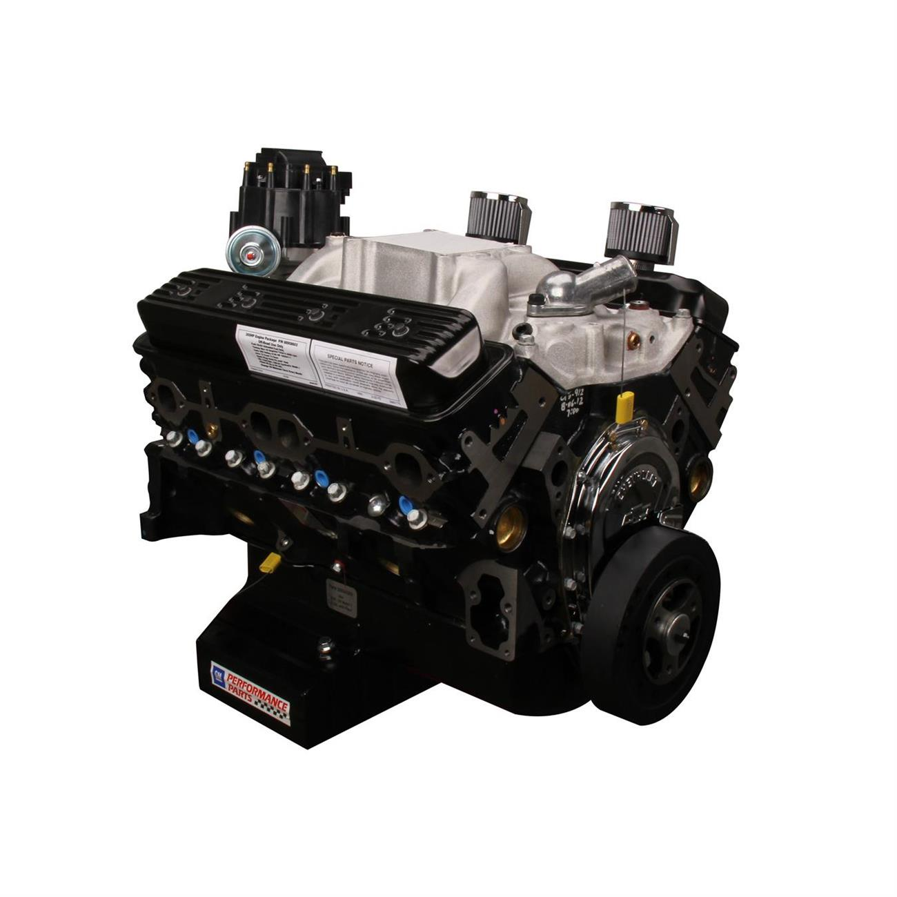 Crate Motors Chevrolet Performance 19258602 Ct350 Imca Seal 602 Chevy Crate Engine
