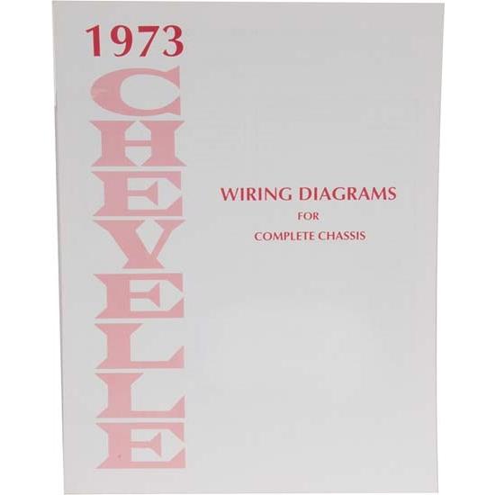 1973 Chevelle Wiring Diagram Wiring Diagram