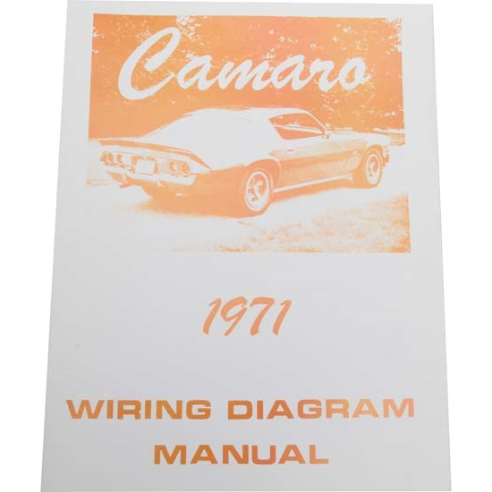1971 Camaro Wiring Harness Wiring Diagram