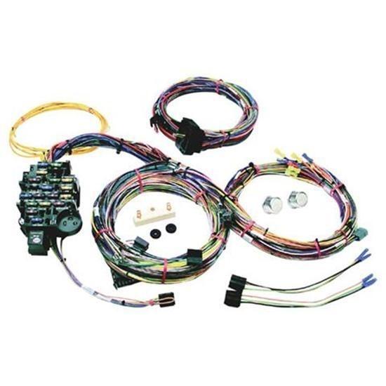 1967 camaro painless wiring harness diagram