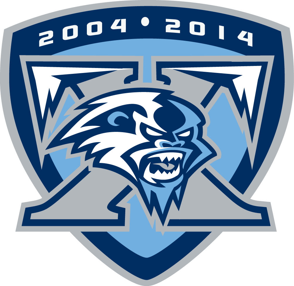 Hockey Logos Indiana Ice Anniversary Logo United States Hockey League Ushl