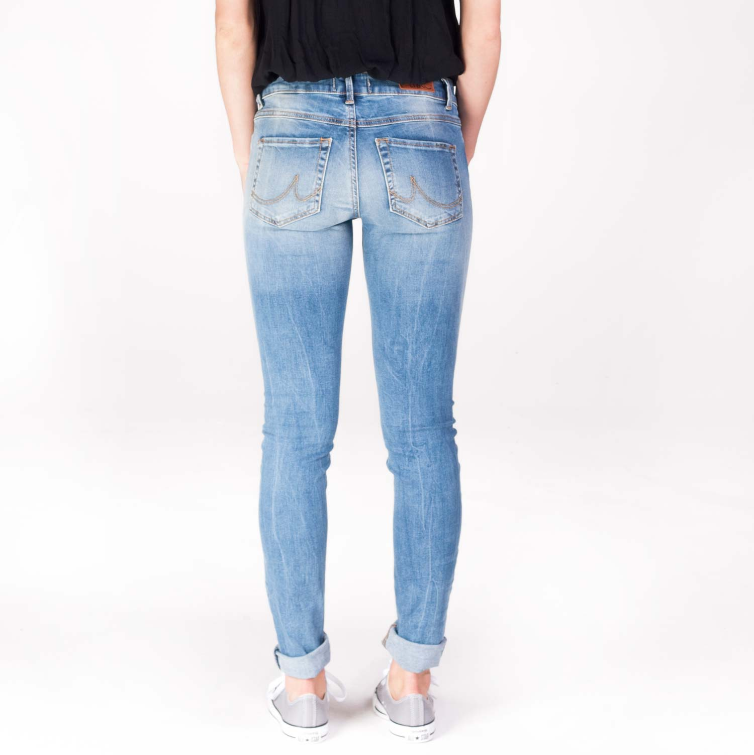 Ltb Jeans Dames Ltb Jeans Rosara Voor Dames Stone Used