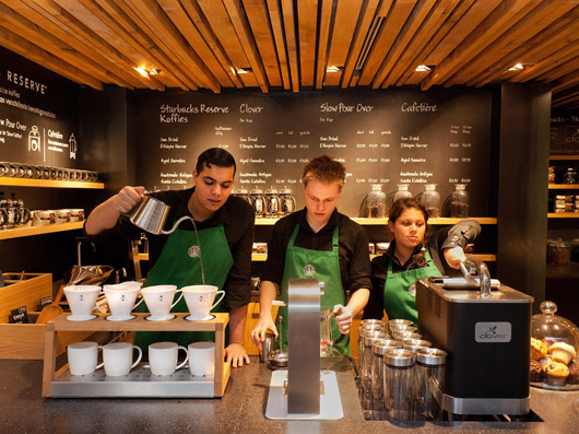 What These Complete Strangers are Doing at This Coffee Shop Will - starbucks store manager