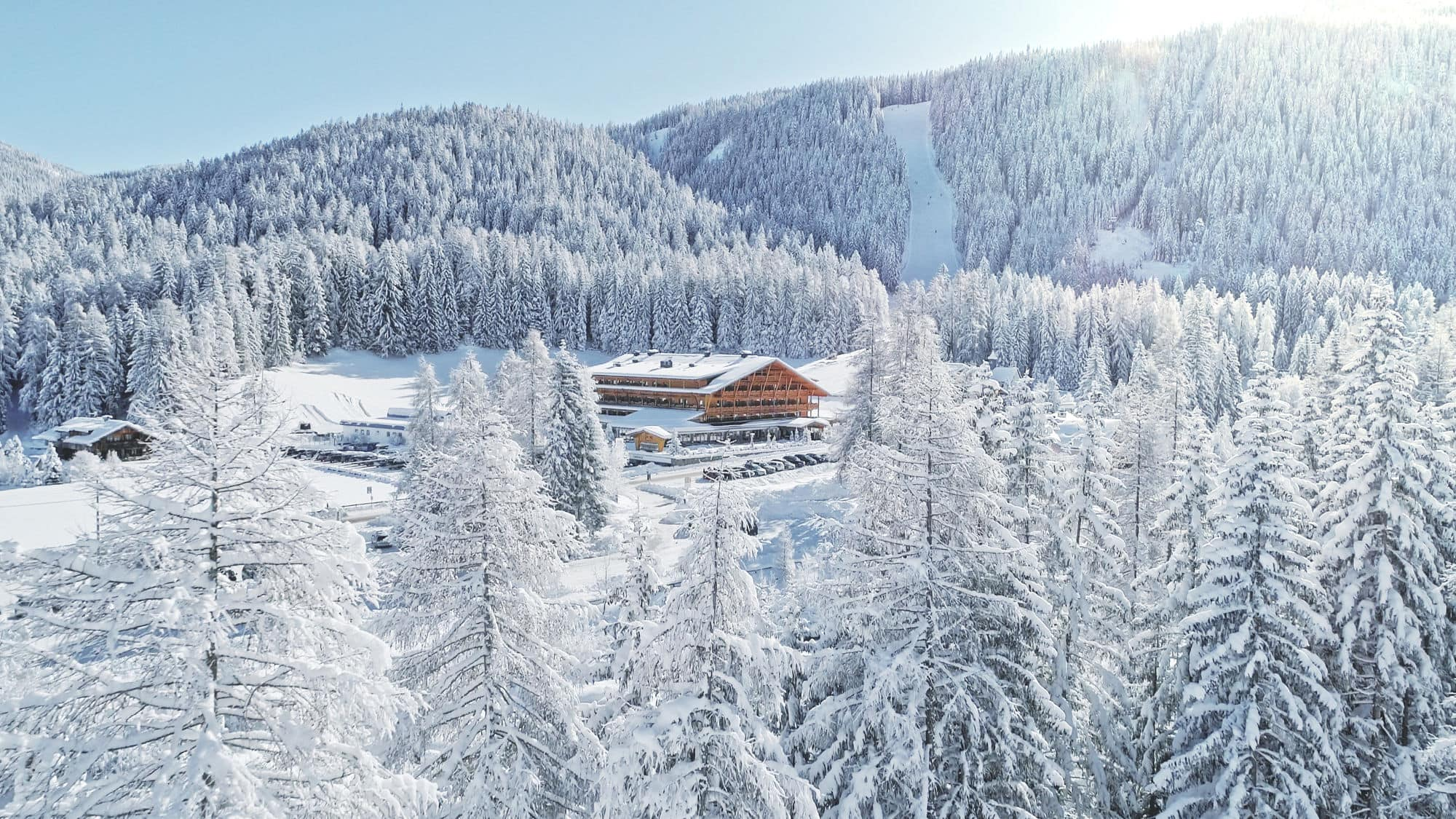 Wellness Bad Zell Bad Moos Dolomites Spa Resort Drei Zinnen Crystal Ski