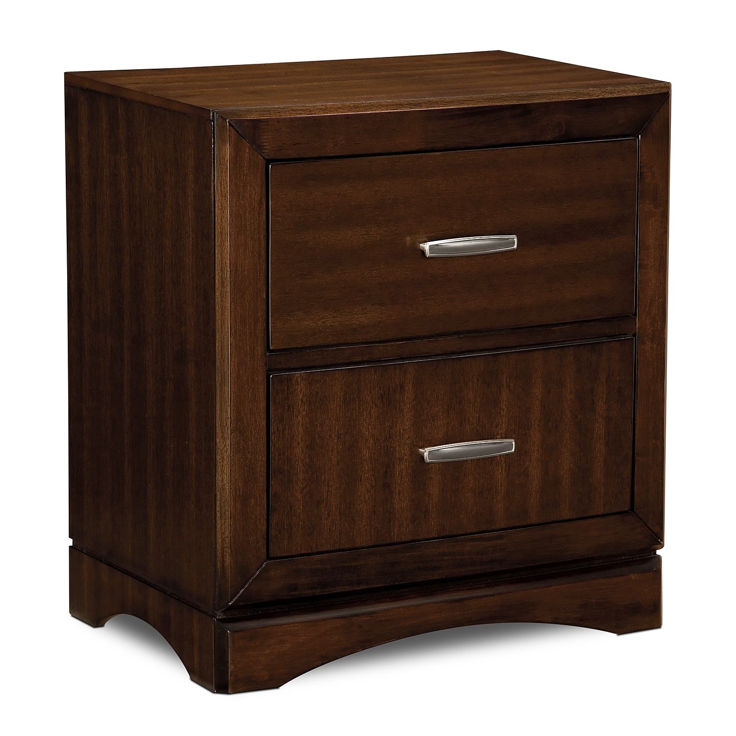 Furniture Toronto Com Toronto Nightstand Pecan