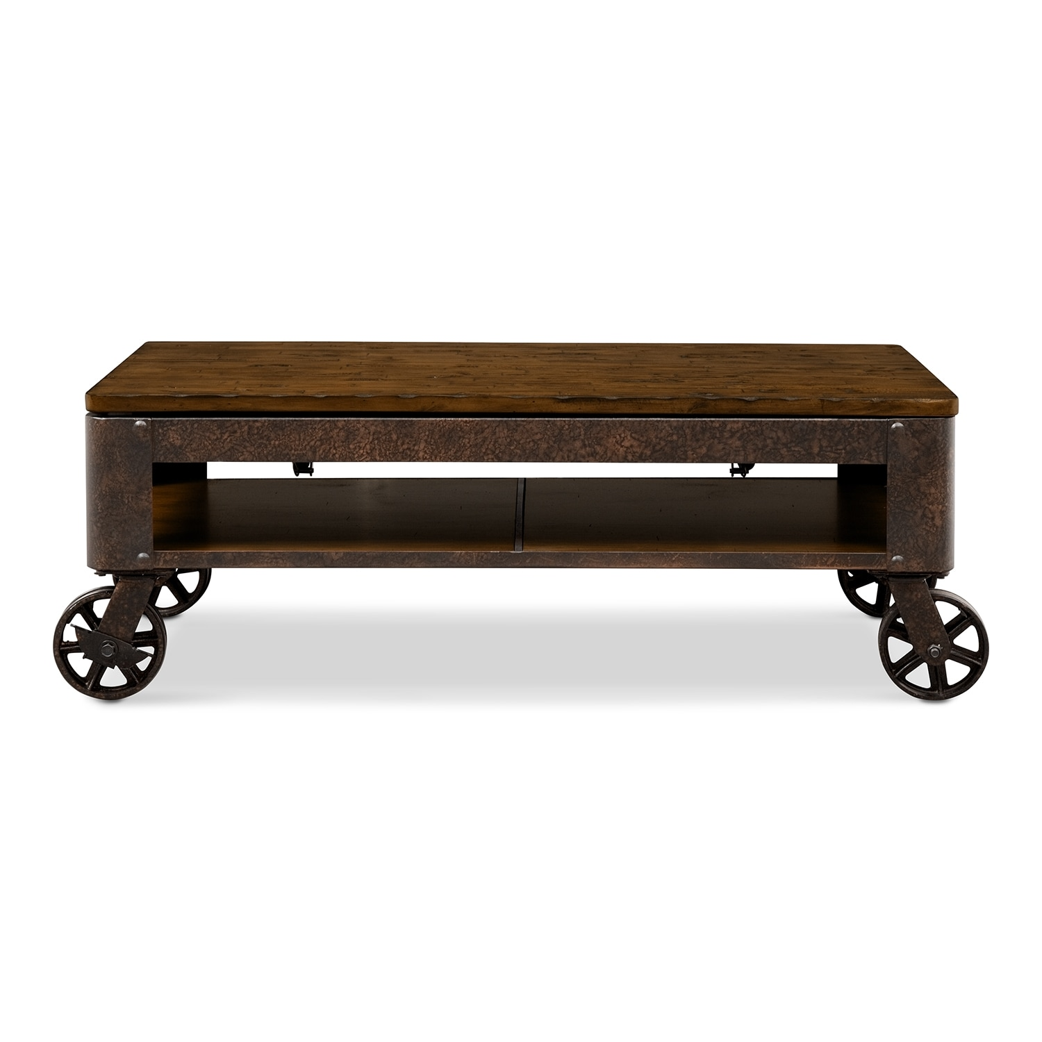 Metal Coffee Table Coffee Tables Living Room Tables Value City