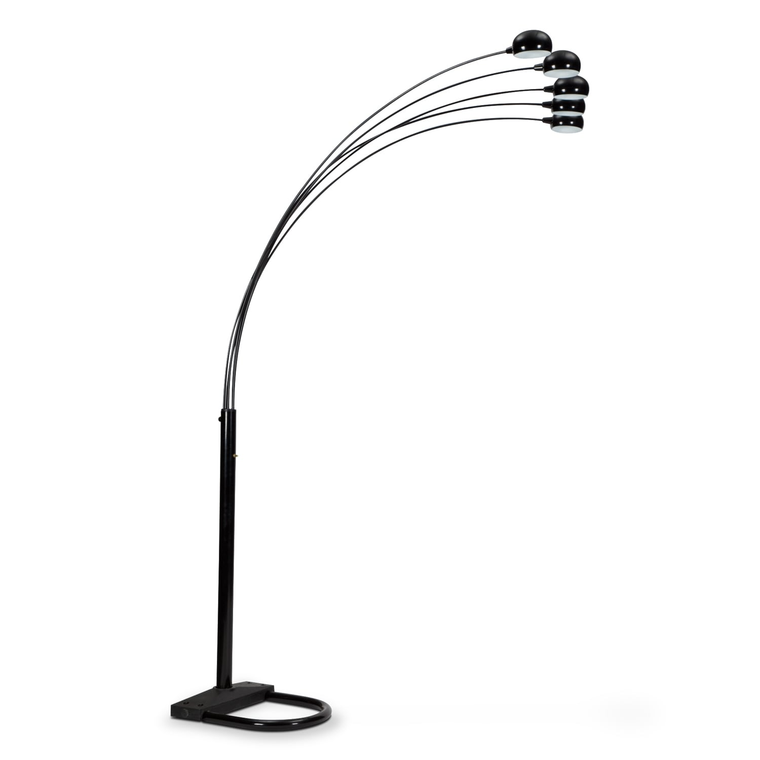 Small Arc Floor Lamp Black Arc Floor Lamp