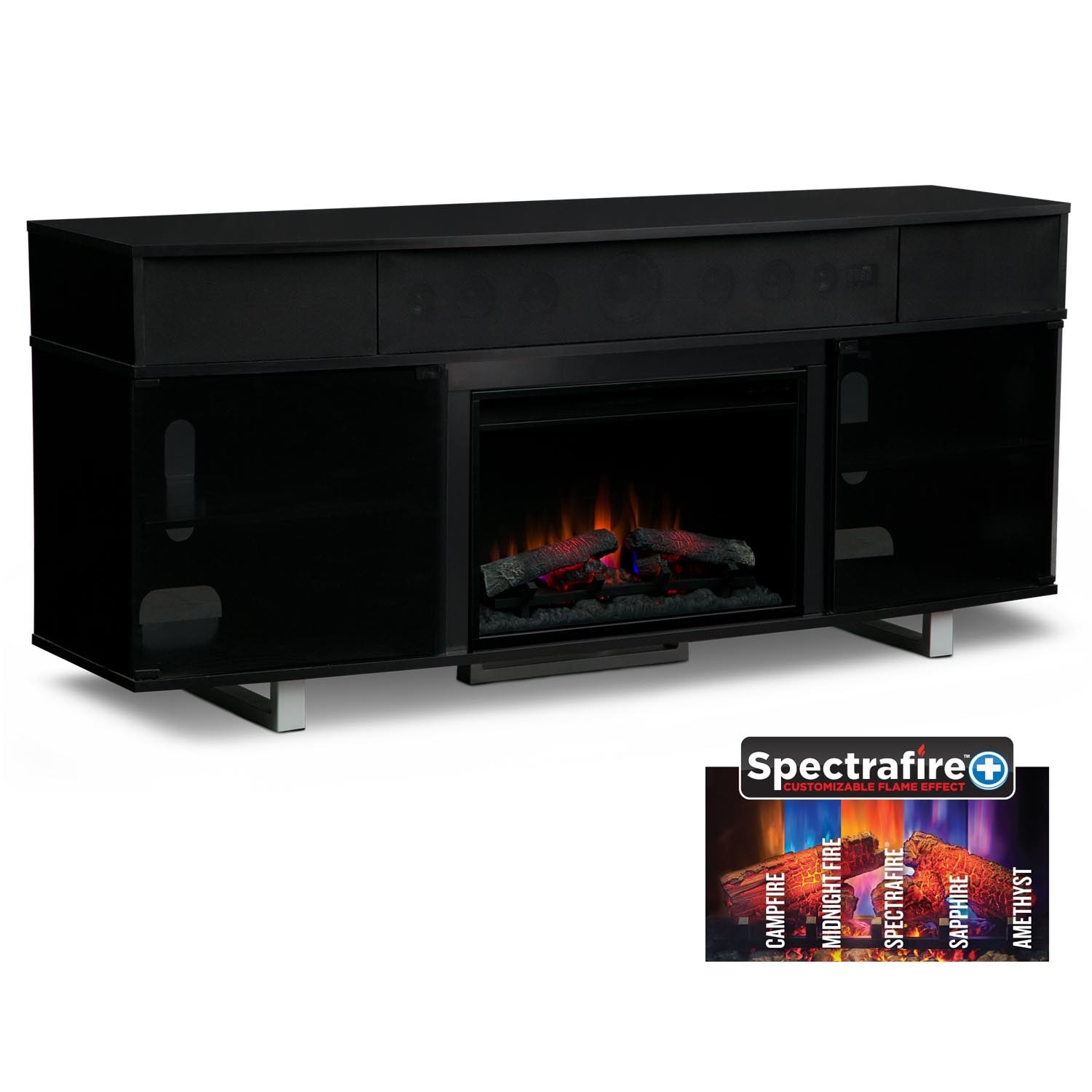 Fireplace Tv Combo Fireplaces Value City