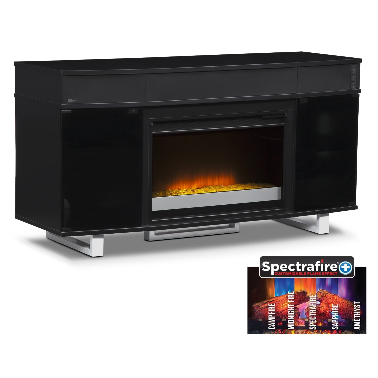 Value City Fireplaces Pacer 56