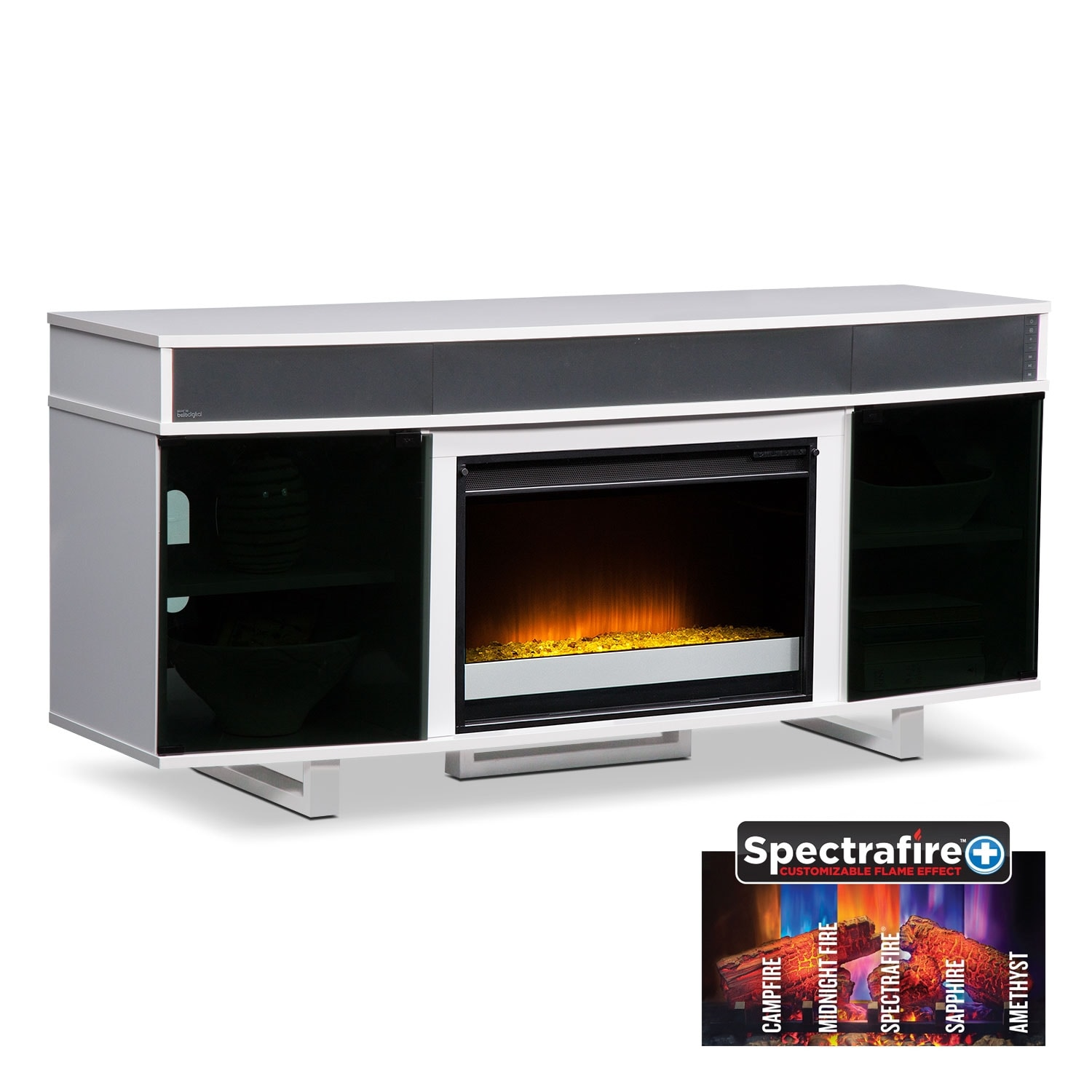 Value City Fireplaces Fireplaces Living Room Accents Value City