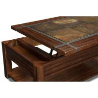Slate Topped Coffee Table | Bindu Bhatia Astrology