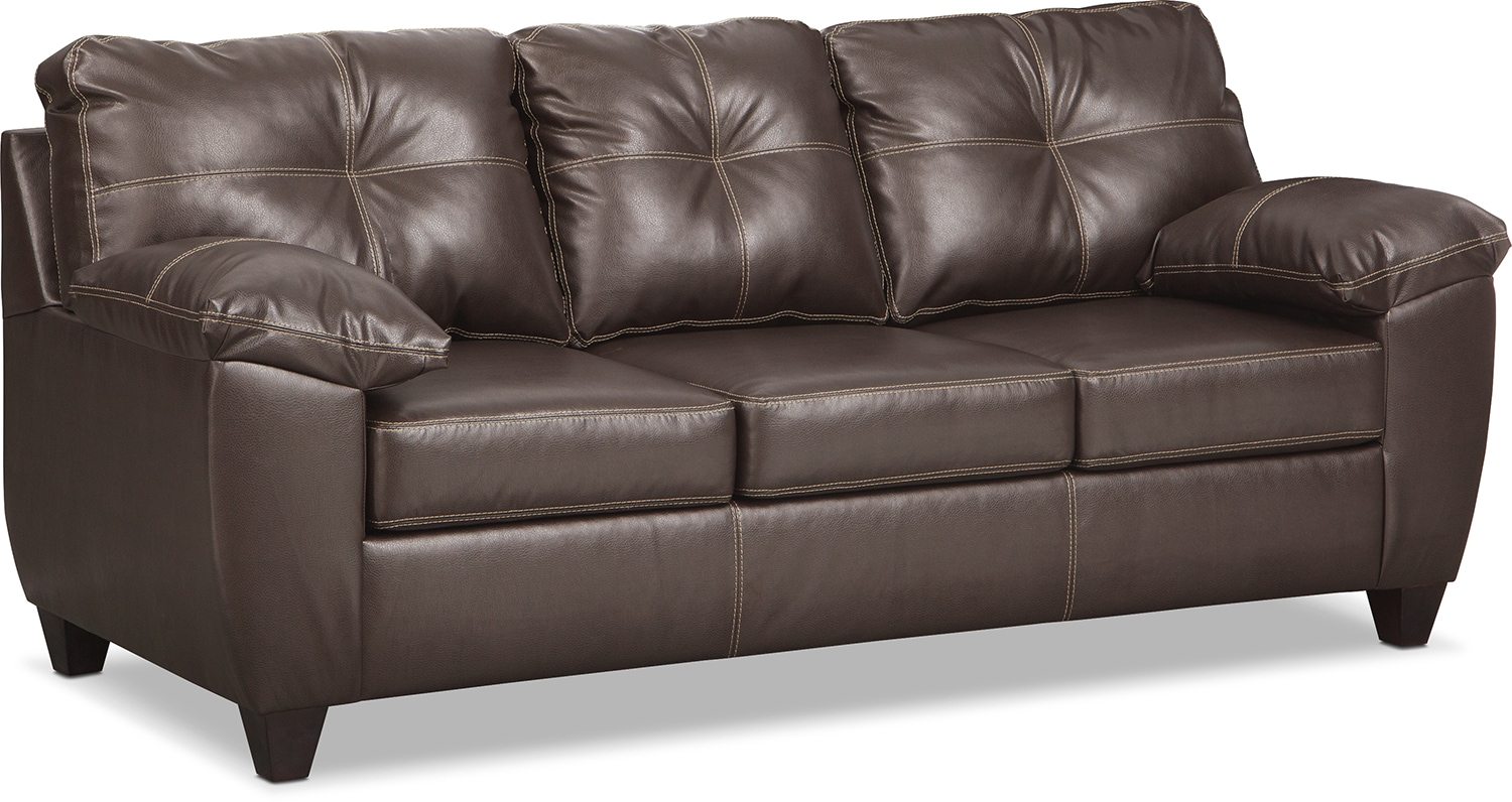 Brown Sofa And Loveseat Sets Ricardo Sofa And Loveseat Set
