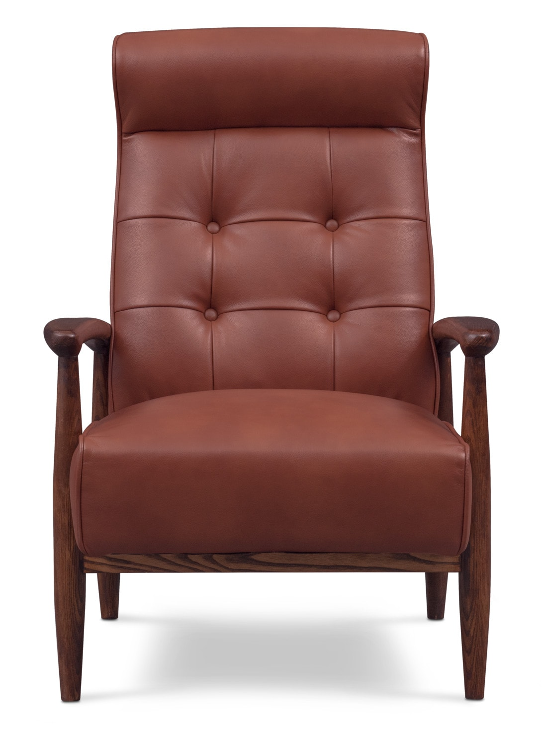 Accent Chairs To Go With Brown Leather Sofa Robertson Accent Chair Brown