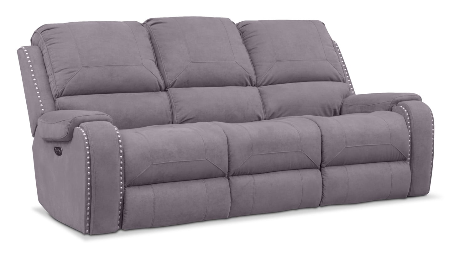 Sofa With Recliner Austin Dual Power Reclining Sofa Reclining Loveseat And Recliner Set