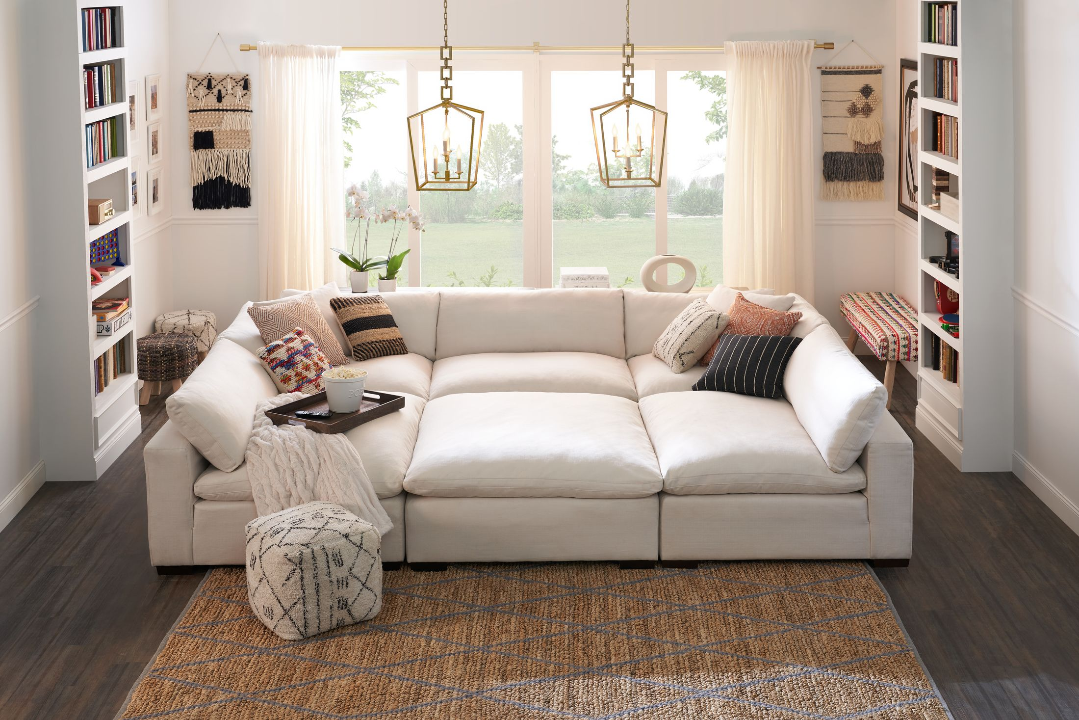 Plush 6-Piece Sectional | Value City Furniture
