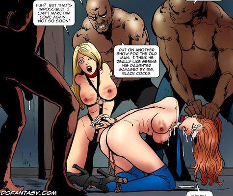 otto spanking art