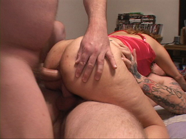 fat bbw double penetration