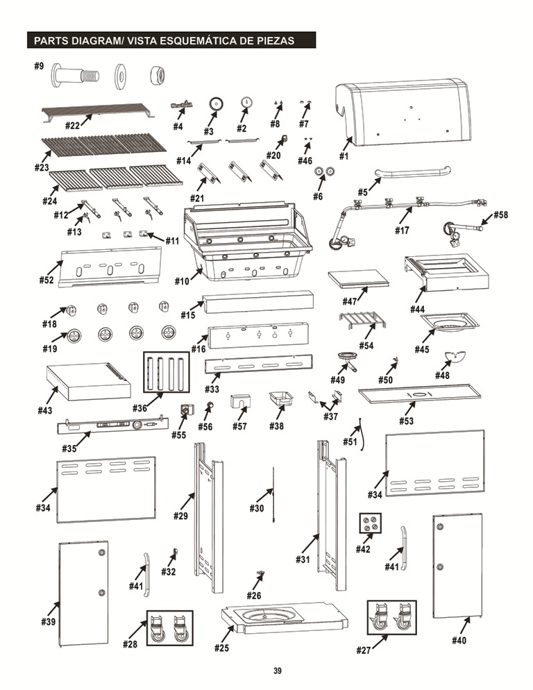 gas grill ignitor wiring diagram