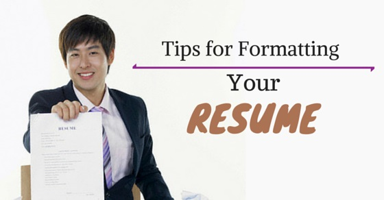 Top 25 Must Follow Resume Formatting Tips and Guidelines - WiseStep - resume formatting guidelines