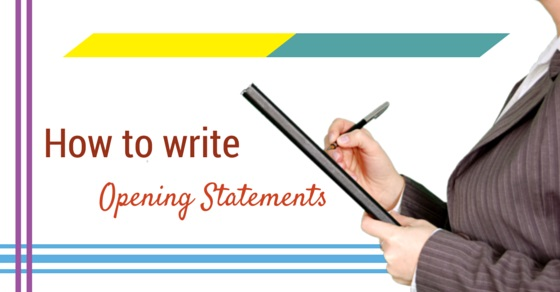 How to Write Opening Statements for Resume Best Tips - WiseStep