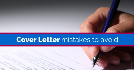 Top 10 Common Cover letter Mistakes to Avoid - WiseStep