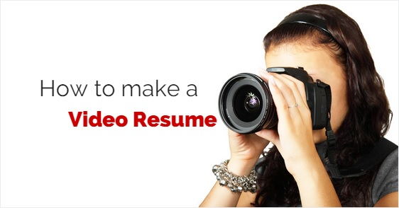 How to Make a Video Resume Attractive - 13 Killer Tips - WiseStep - video resume