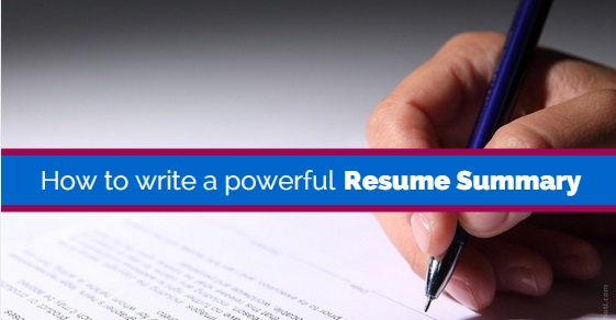 How to Write a Good Resume Summary That Grabs Attention - WiseStep - how to write a resume summary that grabs attention