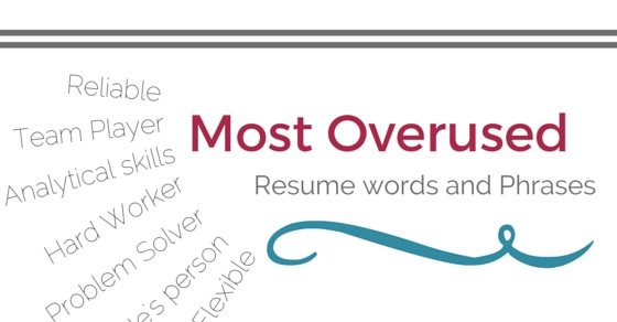 top resume search words