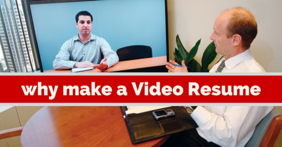 Why make a Video Resume - Do Employers Want Them? - WiseStep - video resume