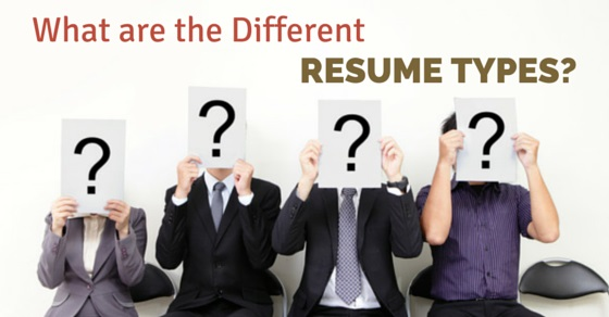 What are the Different Resume Types Which one is the Best - WiseStep - what are resumes