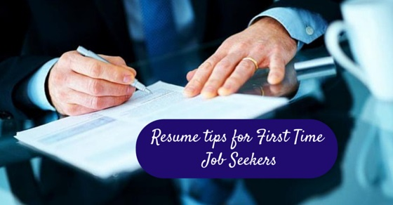 10 Awesome Resume Tips for First Time Job Seekers - WiseStep