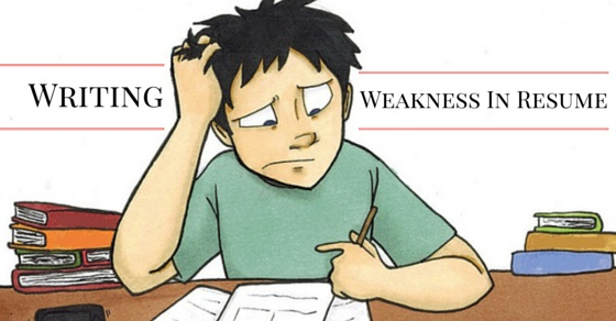 How to Write Weakness in Resume? 7 Best Ideas - WiseStep